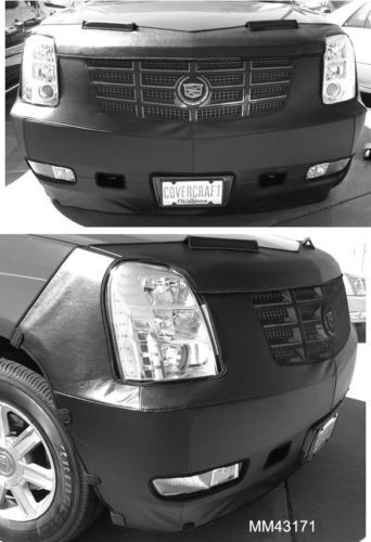 Front End Mask Bra Fits 2007 2013 CADILLAC ESCALADE EXT