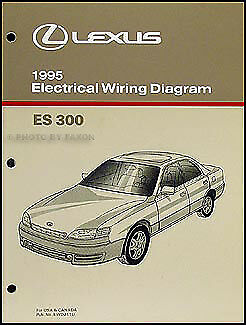 1995 lexus es 300 wiring diagram manual electrical. Black Bedroom Furniture Sets. Home Design Ideas