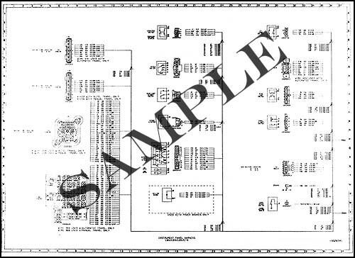 1987 Chevy Astro And Gmc Safari Van Wiring Diagram Electrical Schematic 87 Oem