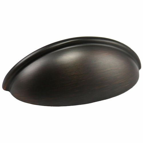 Kitchen Cabinet Handles Amazon Uk: Oil Rubbed Bronze Bin Cup Cabinet Handles Pulls 783ORB