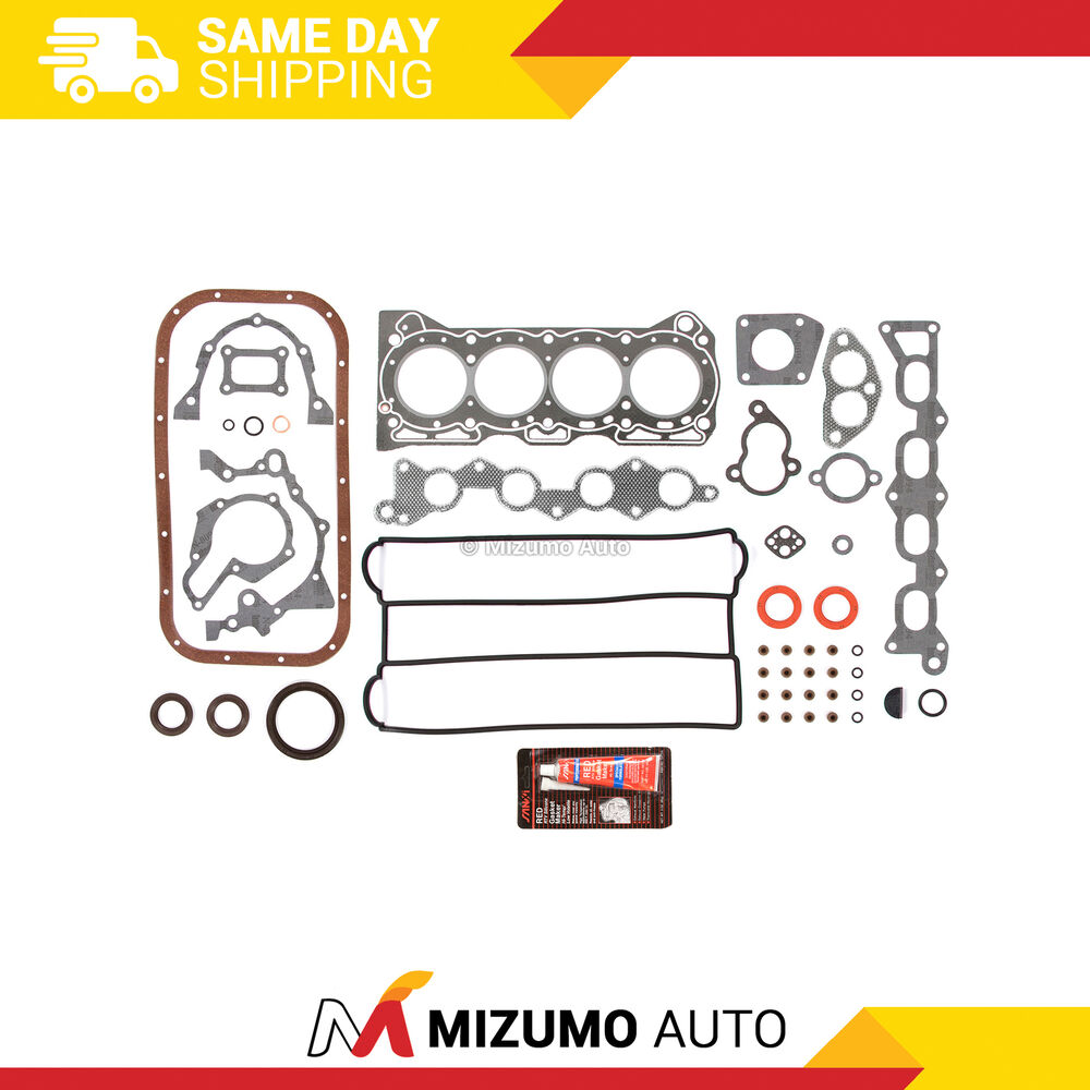 Maruti Swift Now To Have Amt Automatic Transmission In Top: Full Gasket Set Fit Suzuki Swift GTI 1.3L G13K DOHC 16V