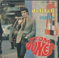45 TOURS--TOM JONES--DELILAH--1968