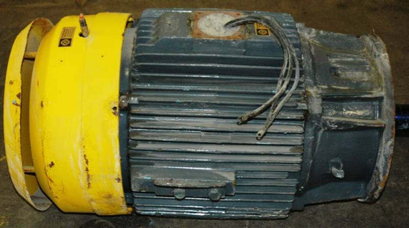 Reliance Electric 40hp Ddm Mixer Motor Ebay