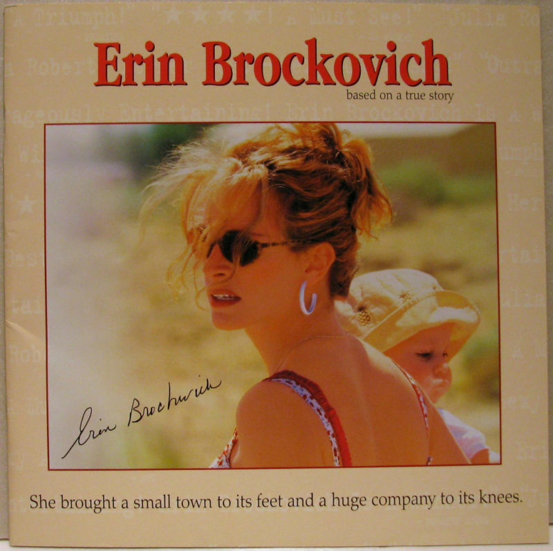 erin brockovich movie insight Erin brockovich-ellis, actress: erin brockovich erin brockovich-ellis was born on june 22, 1960 in lawrence, kansas, usa as erin le pattee she is an actress, known for erin brockovich (2000), reel crime/real story (2012) and final justice with erin brockovich (2003).