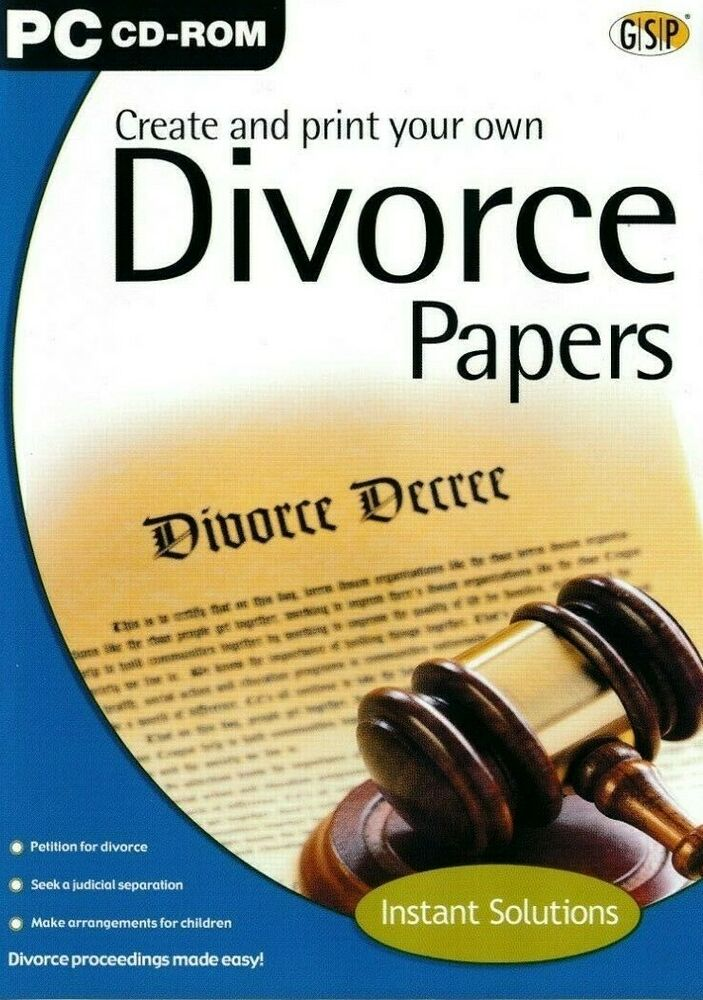 how to write your own divorce papers If you're happy to write your own will,  how to sort out your finances on divorce or  using a solicitor to write your will diy wills – what you need to know.