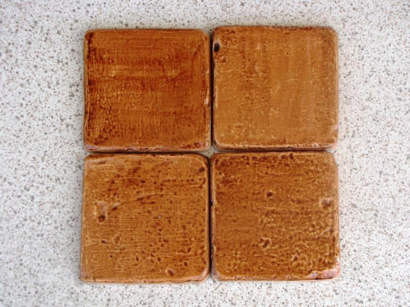 12 4x4 Rustic Stone Molds Make Wall Counter Floor Tile Ebay