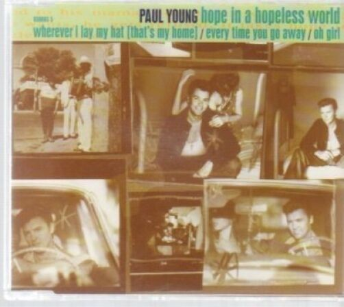 Paul Young - Hope In A Hopeless World