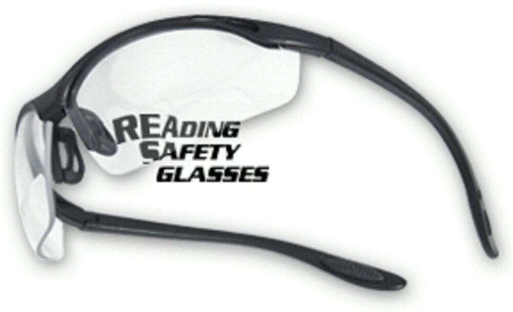 Cheater Safety Glasses