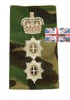 New DPM British Army Guards Colonel RANK SLIDE ( Foot
