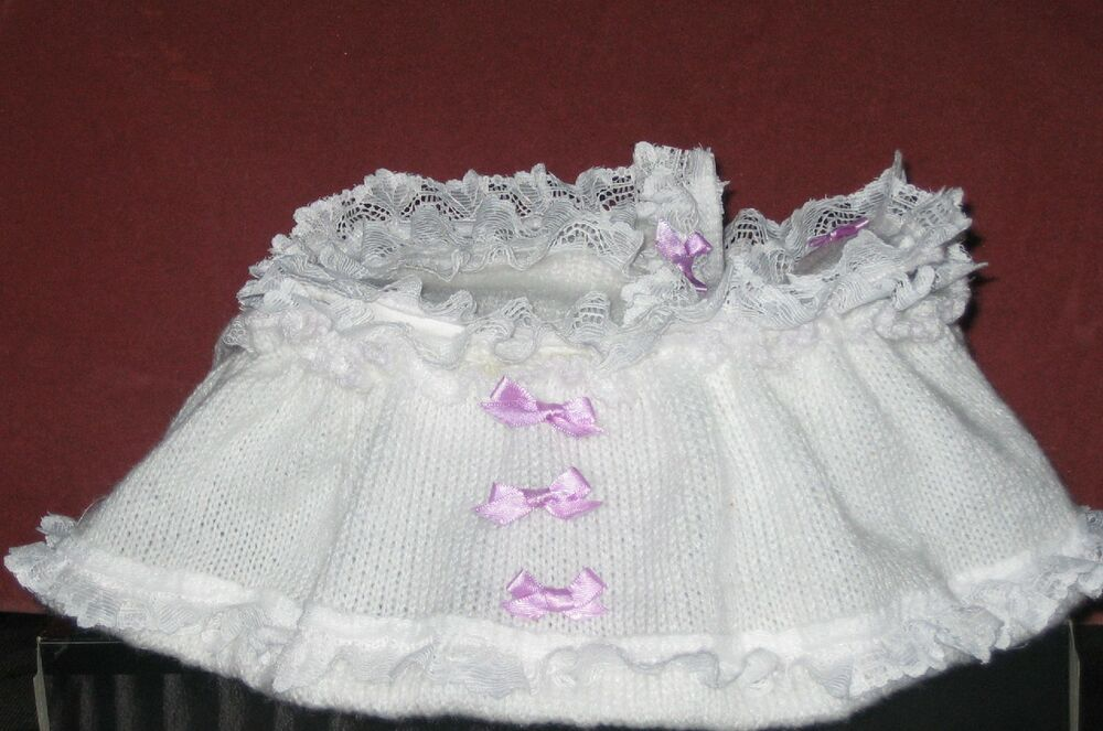 Hand Knit Pattern: Dolly Bag Cradle up to 7ins doll MPN ...