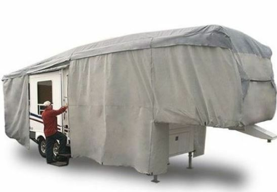Rv 5th Wheel Carport Cover : Expedition rv trailer cover th wheel fits ft ebay