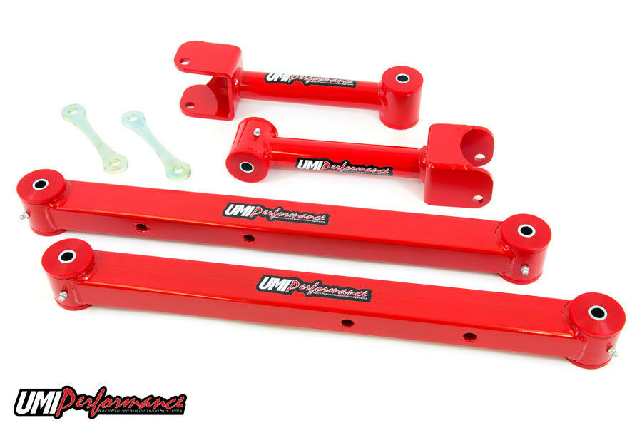 Impala Caprice Upper Lower Control Trailing Arms Kit Ebay