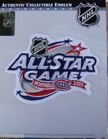 Official NHL Hockey Patch All Star Game 2009 in Montreal Canadiens