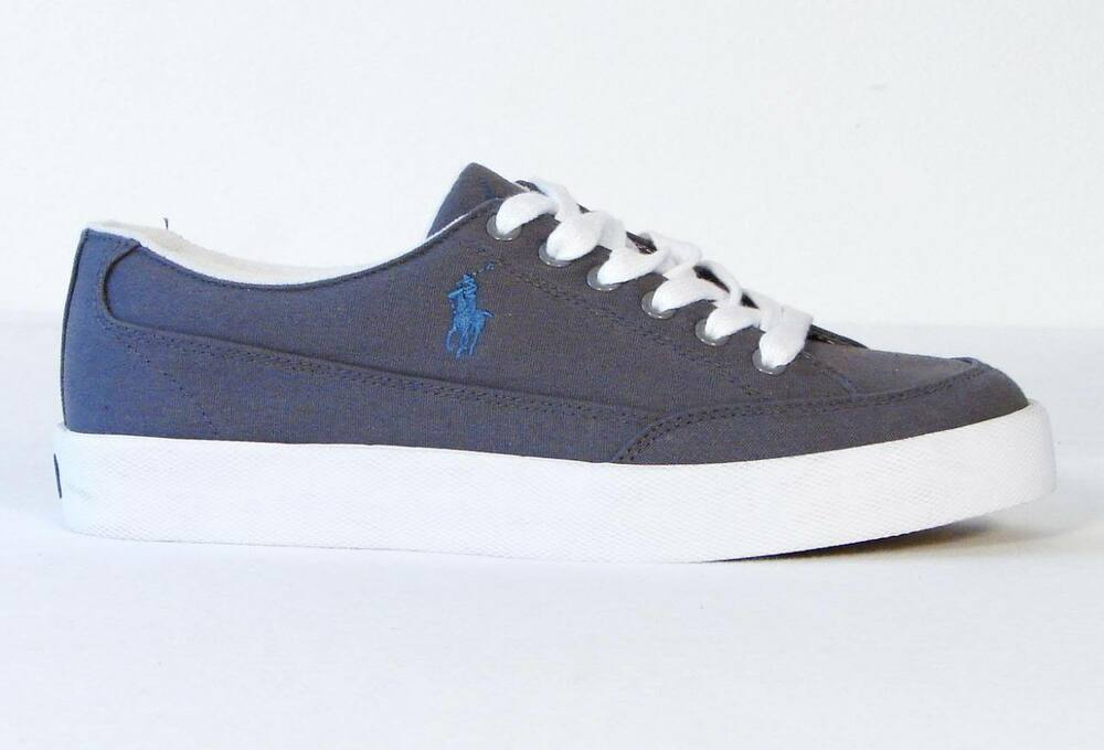 Polo Leather Deck Shoes