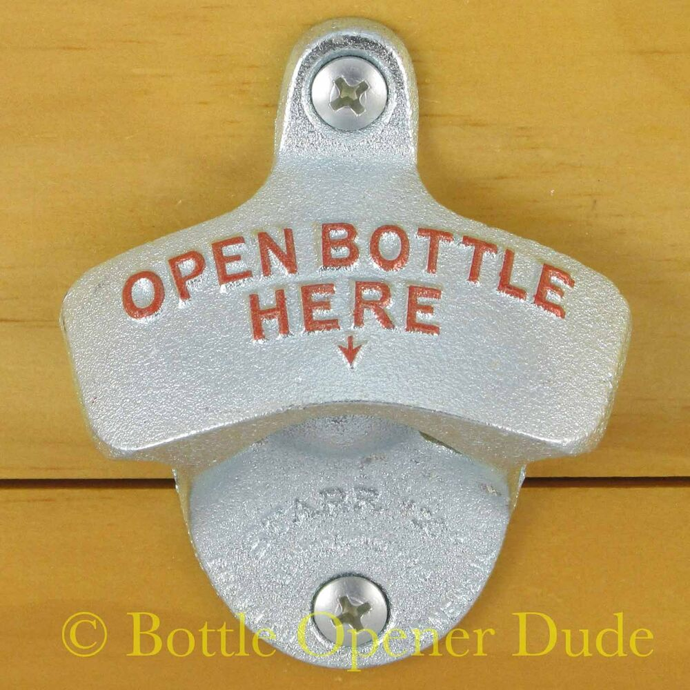 dating starr x bottle opener The current bottle opener was in1 price guide alphabetical listing pottery many types of bottle openers can be found, most dating from the twentieth century.