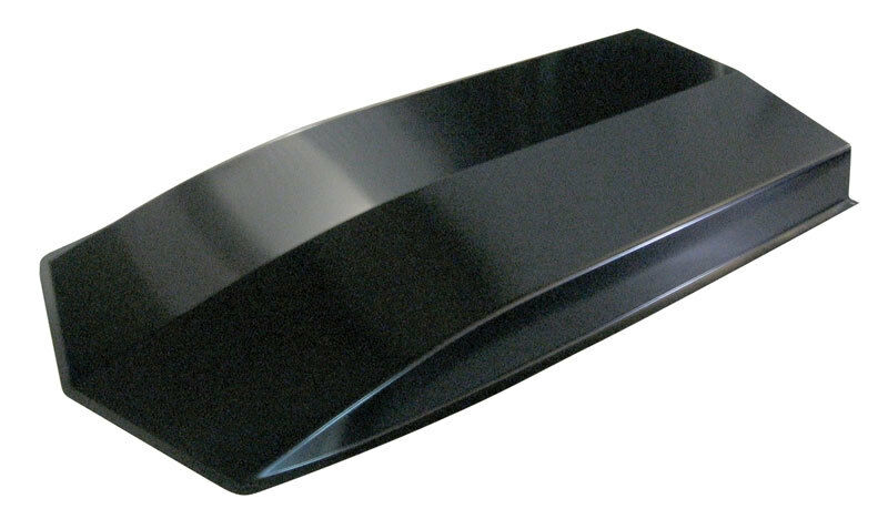 Cowl Induction Hood Scoops : Steel cowl induction style quot inch hood scoop amd ebay