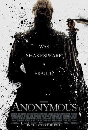 ANONYMOUS-orig 27x40 Movie poster JAMIE CAMPBELL BOWER | eBay