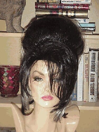 Empress Bianca Wigs Drag Queen Long Sassy Black White Ebay