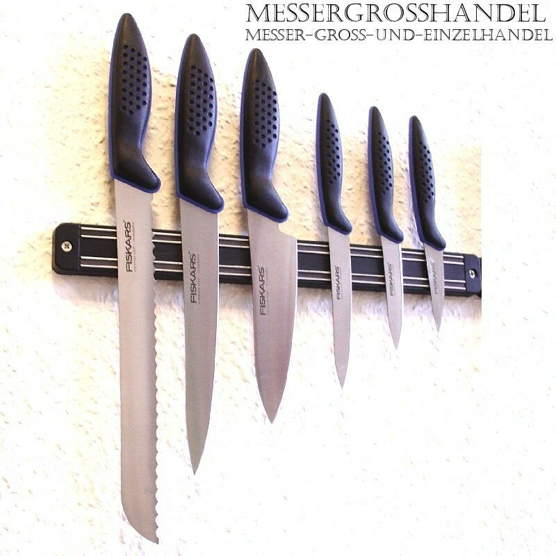 fiskars solingen kochmesser santoku set messer besteck ebay. Black Bedroom Furniture Sets. Home Design Ideas