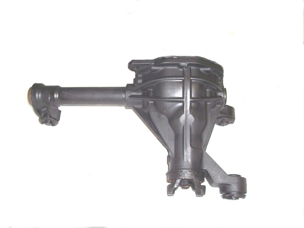 Ford Explorer 4x4 Front Axle : Ford explorer mountaineer aviator front differential