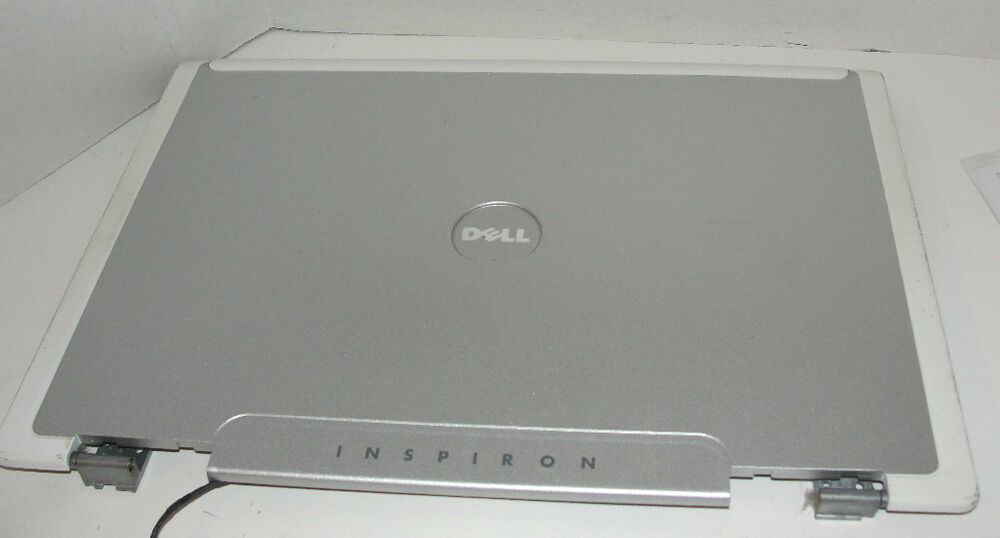 dell inspiron 9400 e1705 17 lcd back cover df050 b ebay. Black Bedroom Furniture Sets. Home Design Ideas
