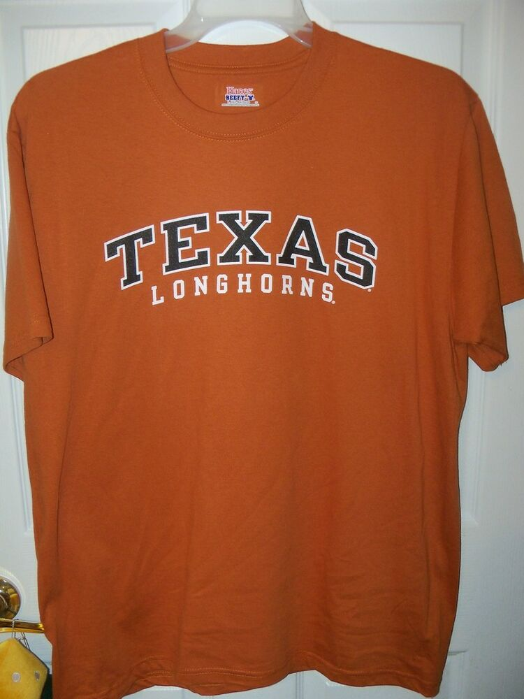Texas Longhorns Gear plus easy flat rate shipping at NBC Sports Shop. Max out your gameday look and Shop Texas Apparel featuring Jerseys, T-Shirts, Hats and Sweatshirts. Our Texas Longhorns Merchandise Store features the latest Longhorns Clothing for men, women and kids.