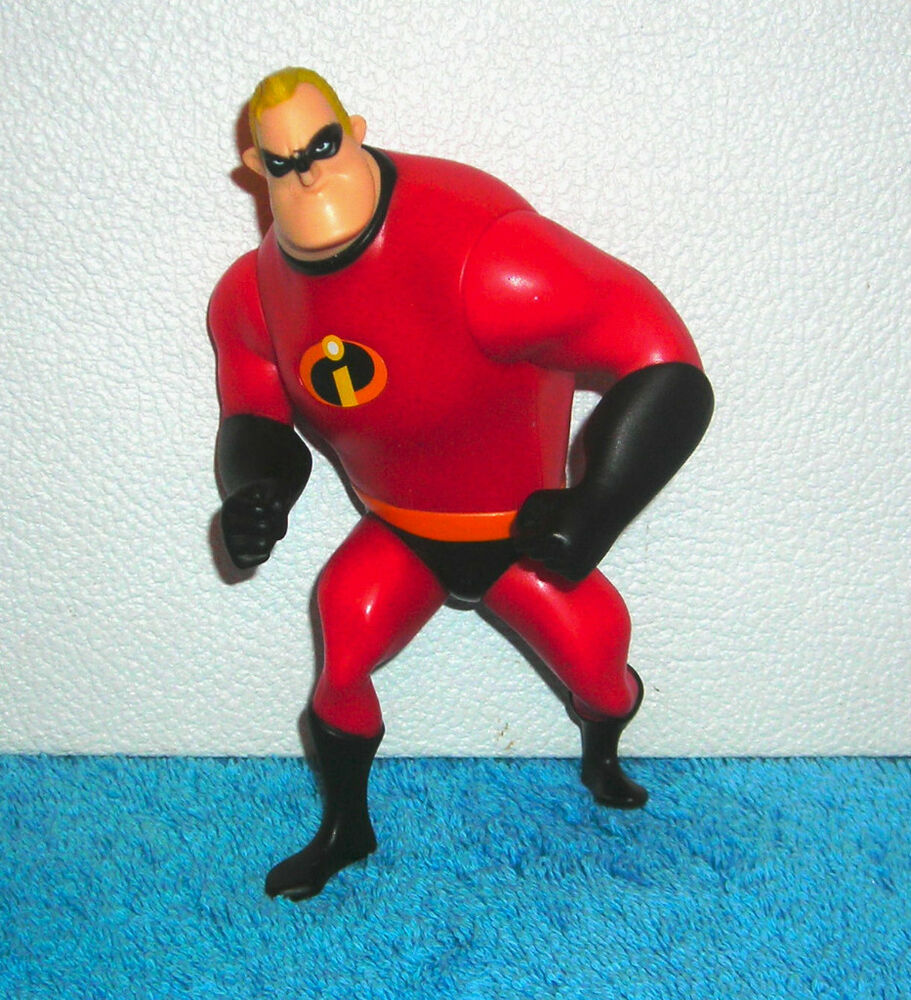 The Incredibles Toys : Disney incredibles mr incredible quot mcdonald s action