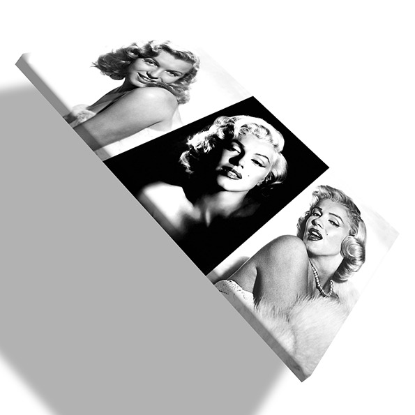 Modern paintings Marilyn Monroe IV Personal Composition Print On ...