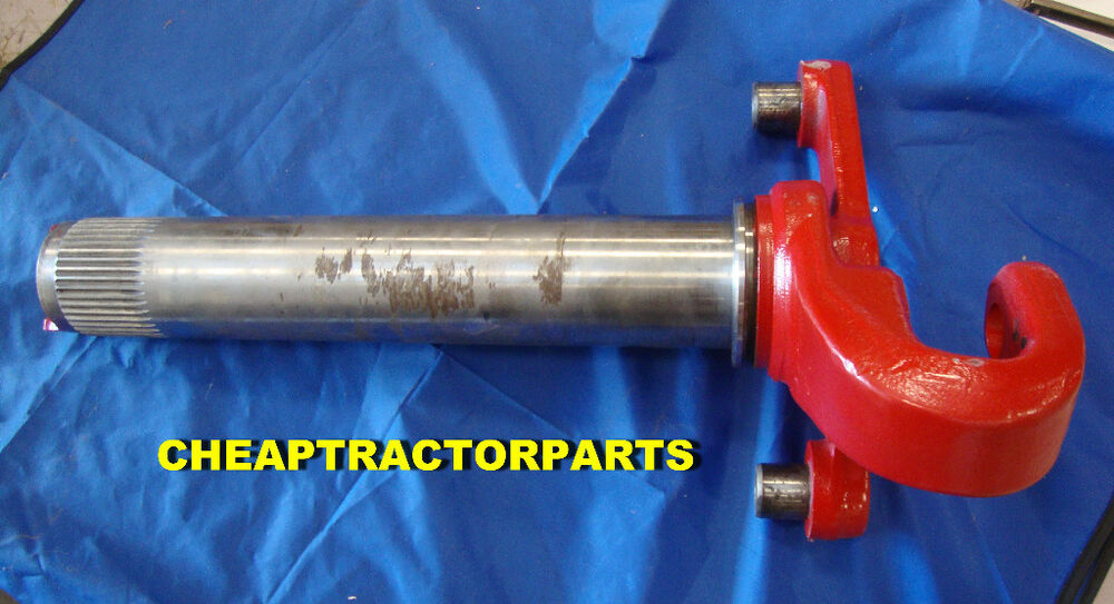 Ih 1086 Steps : Case international tractor torsion arm assembly