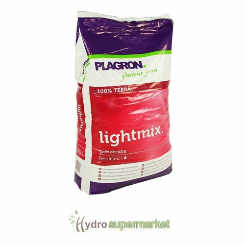 Plagron light mix dutch organic soil 50 l ebay for Organic soil uk