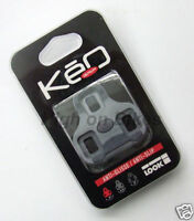 Look Keo Grip Road Bike Clipless Pedal Cleats - Grey