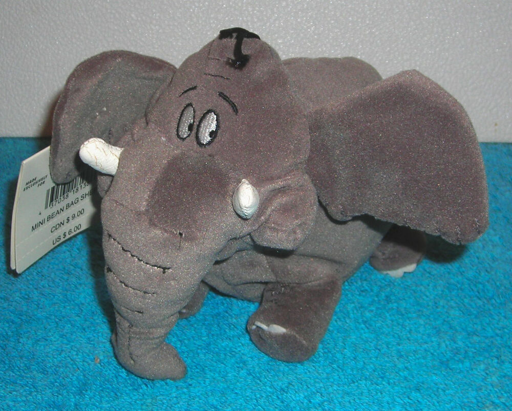 Disney Store George Of The Jungle Shep The Elephant 8