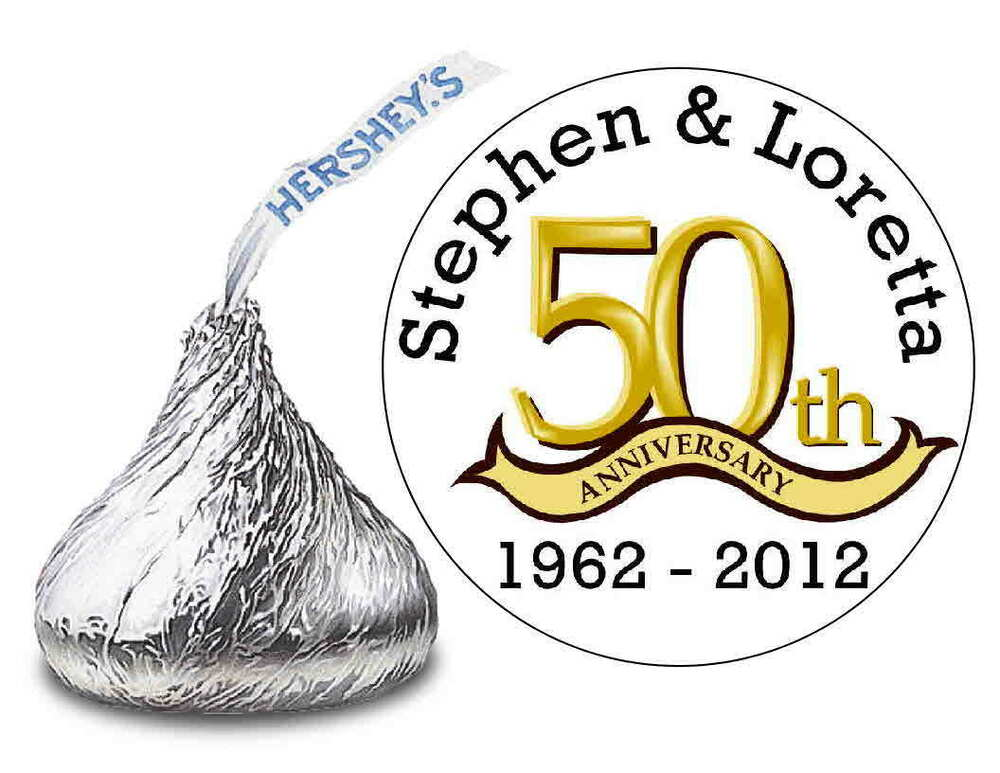 216 GOLDEN ANNIVERSARY 50TH ANNIVERSARY PARTY FAVORS ...
