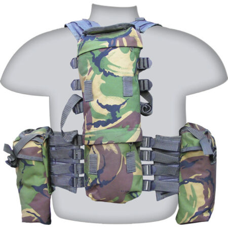 img-British Army Military Patrol US South AfricanTactical Combat Assault Vest New