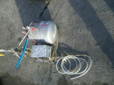 Soda Fountain Carbonator And Pump 115v Ready More