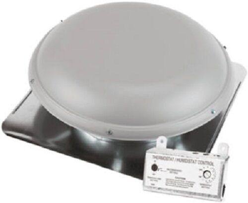 Air Vent 53830 Rv26ml Gray 25 Quot Roof Mounted Power Attic