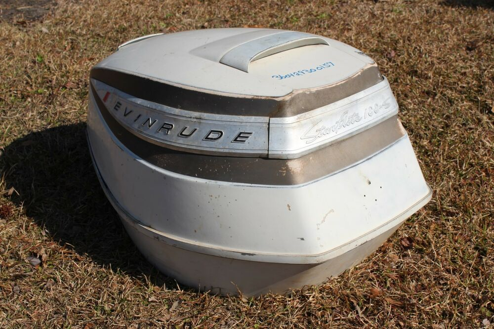 Evinrude Starflite 100 S Electric Shift Outboard Engine