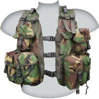 British Army Style Military Special Forces Tactical Combat Assault Vest Kombat