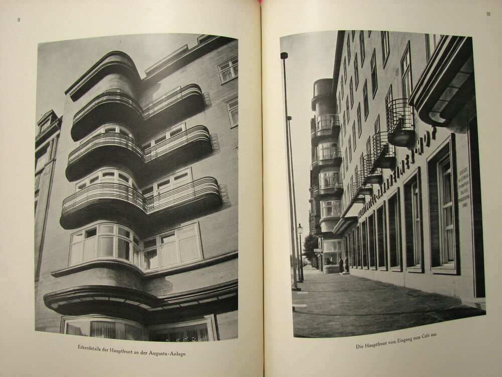Erik kutzner grossbau stuttgart german architecture photos for Architecture 1930