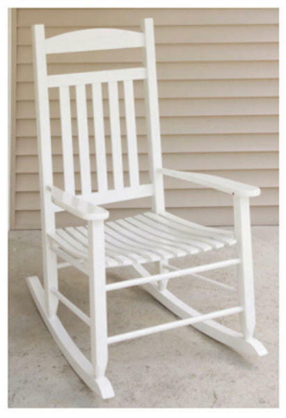 Knollwood Kn 28w White Wood Mission Style Front Porch