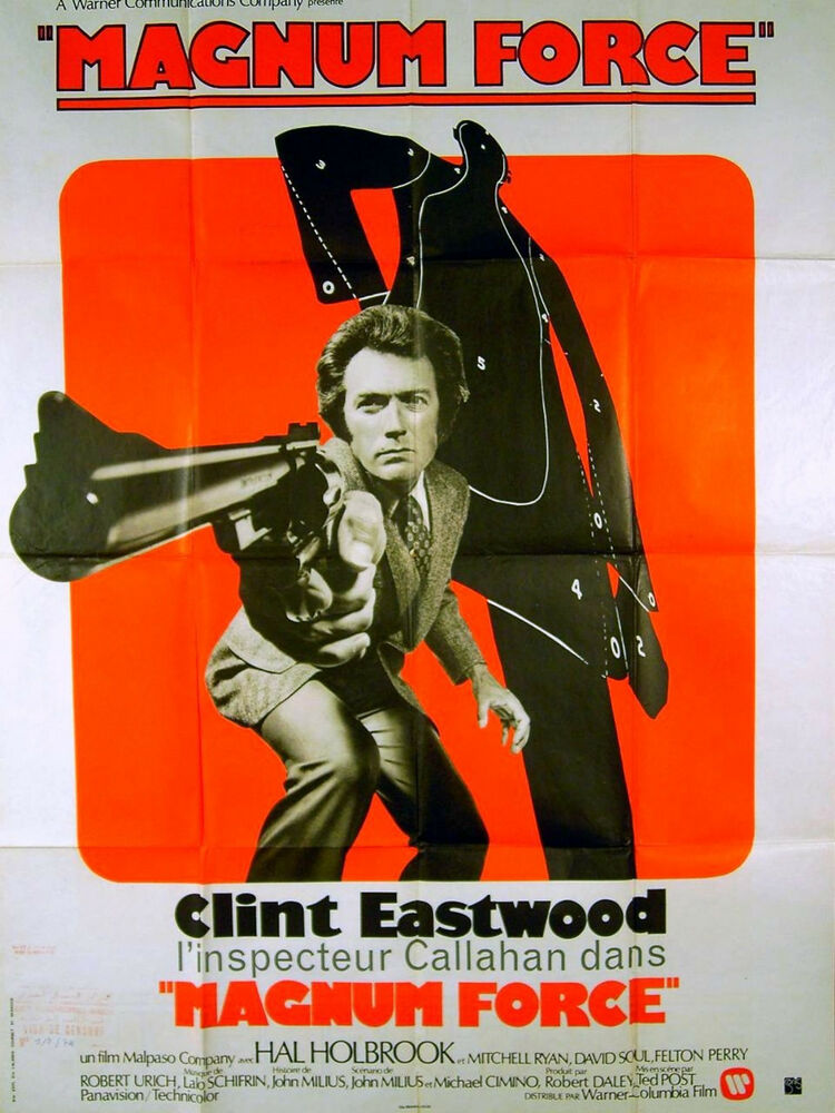 Has clint eastwood the hustler poster adult