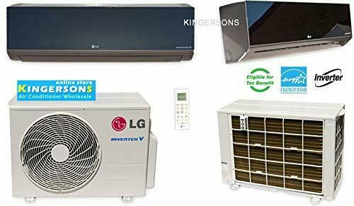 18000 Btu Lg Ductless Mini Split Air Conditioner Seer 20