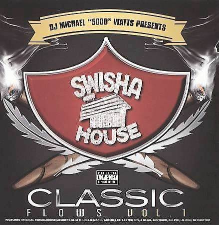 Classic flows vol 1 pa by michael watts cd may for Classic house volume 1