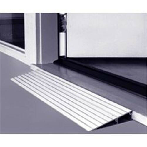 Threshold entry door doorway handicap access ramps sizes for Wheelchair accessible doorways