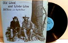 Americana Folk LP Bill Staines with Guy Van Duser OLD WOOD AND WINTER WINE