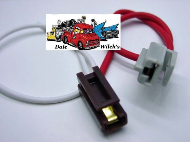 gm hei wiring pig tail any gm or other hei distributor ignition lead and tach ...