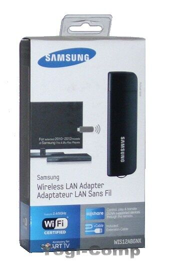 samsung linkstick link stick wis12abgn wireless wifi lan. Black Bedroom Furniture Sets. Home Design Ideas