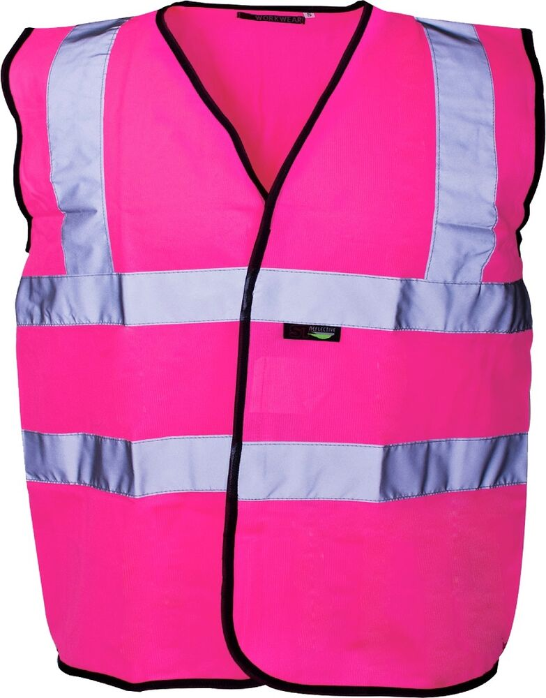 Fluorescent Pink Jacket - JacketIn