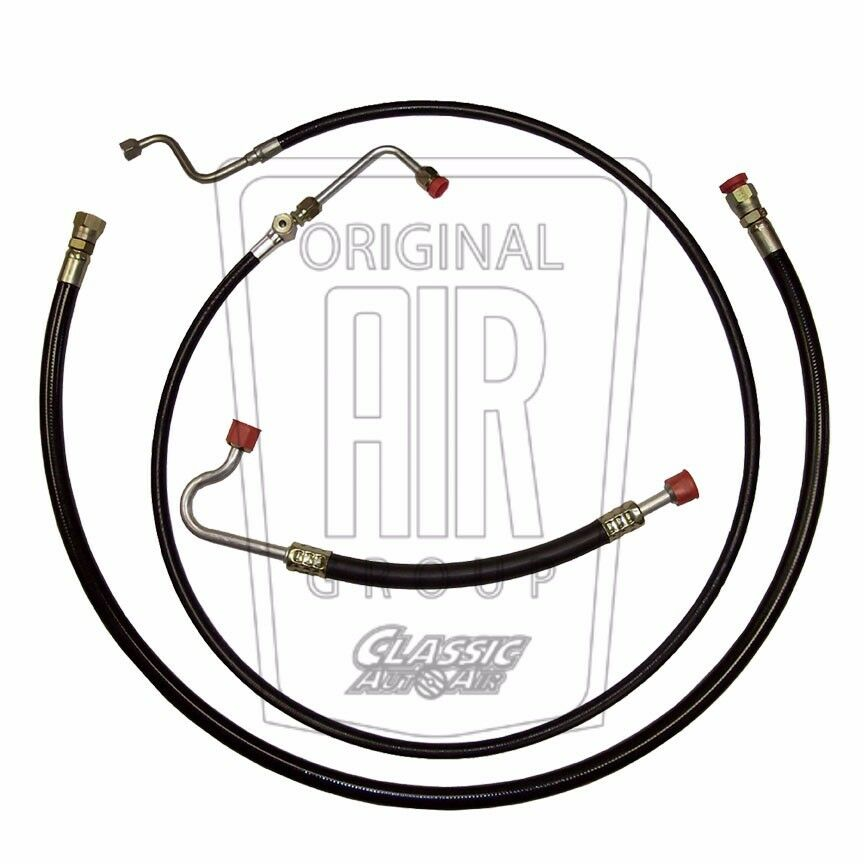67 428 a  c hose set air conditioning