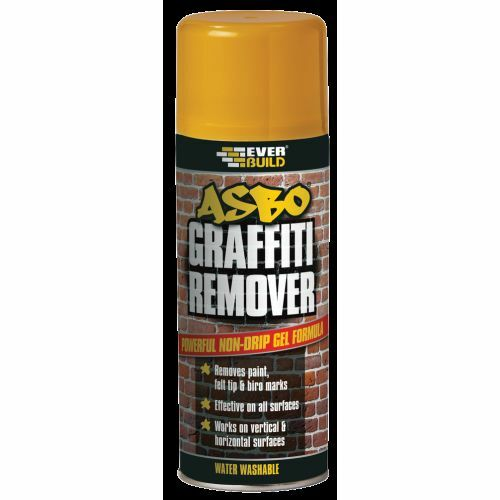 powerful graffiti remover cleaner paint brick ink pen marker stain. Black Bedroom Furniture Sets. Home Design Ideas